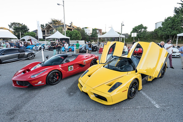 Exotics at Cannery Row - Monterey 2015