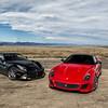 F12 & F599 GTO :