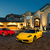 F430s & Luxury House :