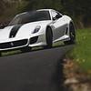 Ferrari 599 GTO | Argento Nurburgring :