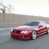 Mercedes SL55 AMG :