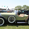 A grand display of American vintage classics and collectible automobiles from the turn of the century to the present