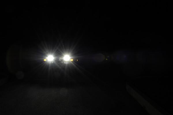 HID Headlights - 97 Wrangler TJ - 11-27-09