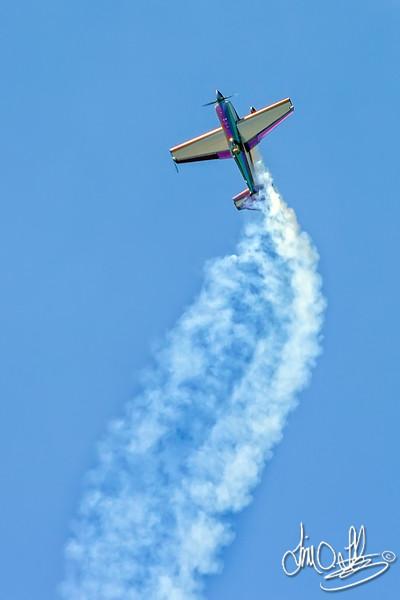 Zivko Edge 540 aerobatic aircraft