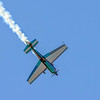 Zivko Edge 540 aerobatic aircraft