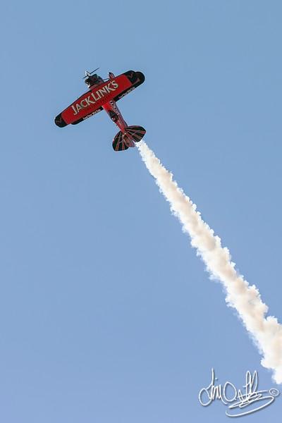 Jack Link's Screamin' Sasquatch Jet Waco