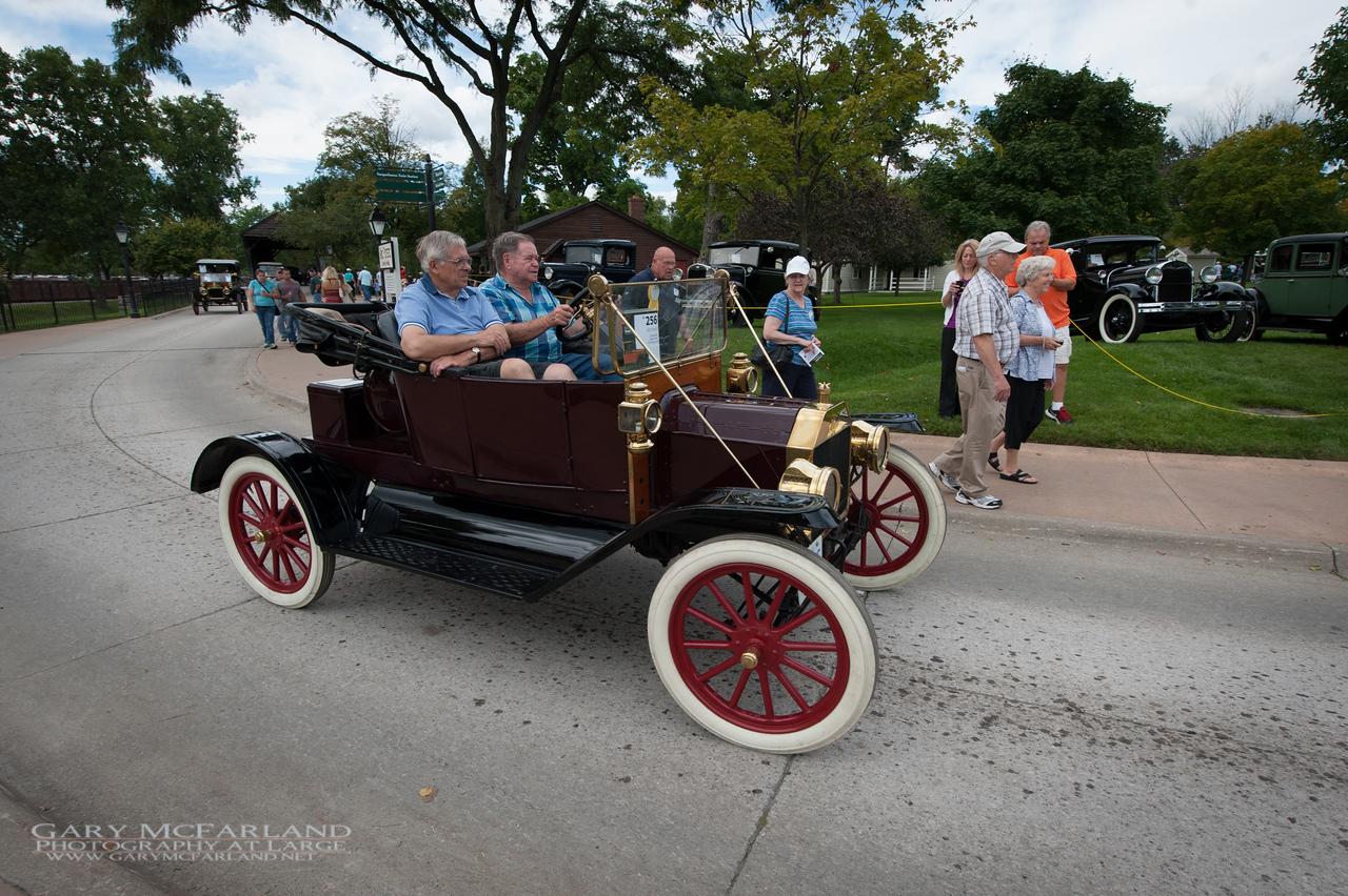 Henry Ford Old Car Festival 2014