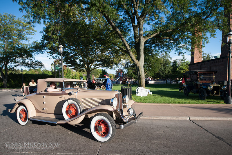 Henry Ford Old Car Festival 2014