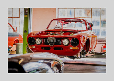 Alfa Romeo Custom in build