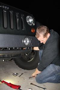 2012-01-24 Jeep Install