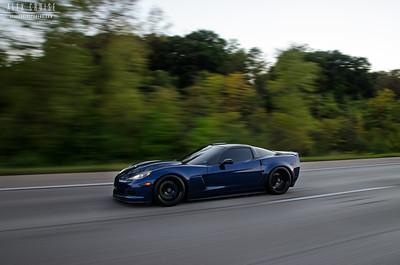 Client - Chevy Corvette Z06