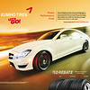 Kumho Tires National Magazine Ads :