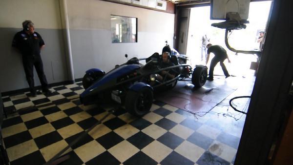 LG Motorsports Dyno Day