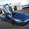Lamborghini Murcielago LP640 | Matte Blue :