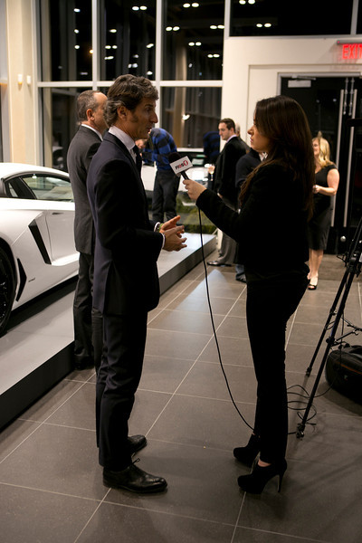 Grand Opening / Roadster Unveiling