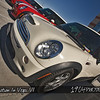 Over 300 Cars attended AMVIV 6: A Mini Vacation In Vegas '09. Held at Palace Station, where the casino reserved the top few floors of the parking garage for just the minis and AMIV. There were tons of minis on Display as well as vendors with tons of mini products on display all weekend.