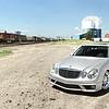 ADV.1 Mercedes E55 AMG :