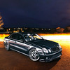Mercedes E55 AMG :