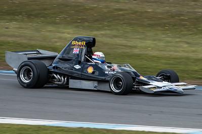 Donington Park Testing