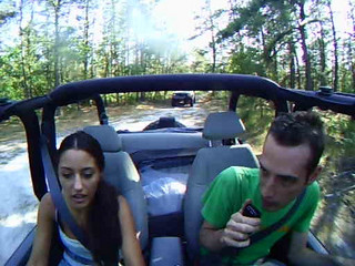 24 - Rick Aarika in Jeep 2 - Ending at Fire Tower