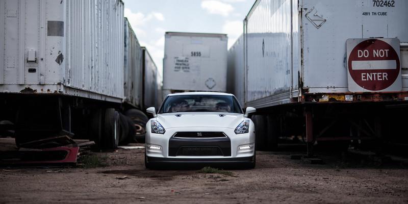 Nissan GT-R   HRE Wheels