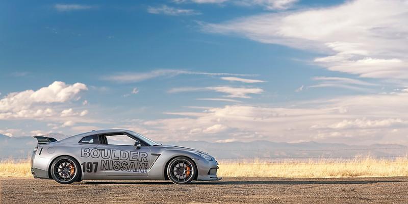Nissan GT-R   Switzer P800