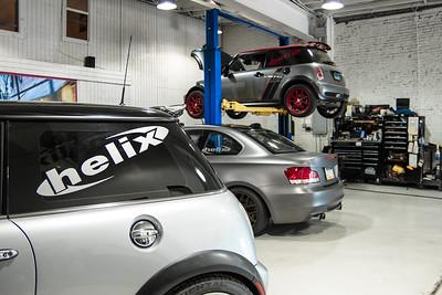 Shop Tour: Helix Motorsports