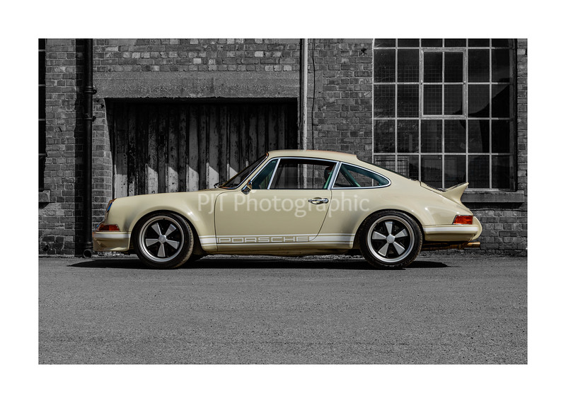Oshe Design Zero 2 Porsche 911 Hot Rod