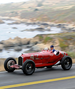 ALFA TIPO B P3 - PEBBLE TOUR