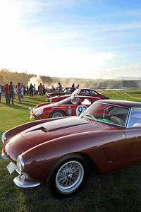 FERRARIS AT DAWN