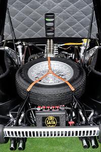 FERRARI 250 LM ENGINE