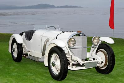 MERCEDES SSK 1928
