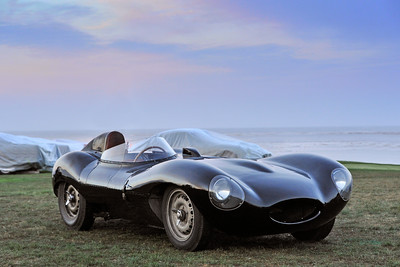 JAGUAR D TYPE SHORTNOSE