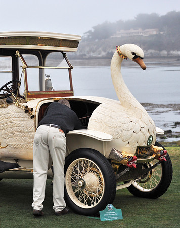 1910 BROOKE SWAN CAR