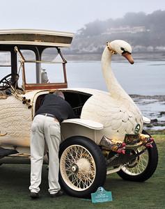 1910 BROOKE SWAN CAR
