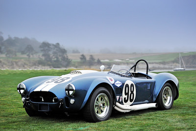 SHELBY COBRA 289 COMPETITION