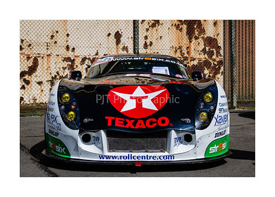 TVR Tuscan Speed Six Race Car