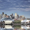 Porsche 997 & BMW E46 M3 :