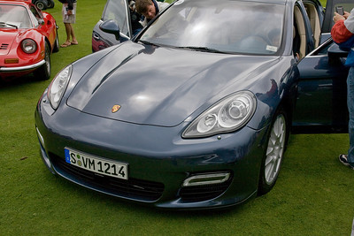 Porsche Club Of America, Upper Canada Region Concours d'Elegance. Also open to other brand exotic cars.