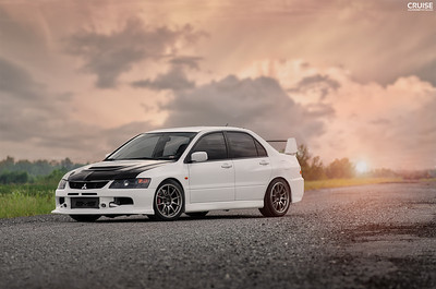 Rachane T. - Mitsubishi Lancer Evolution