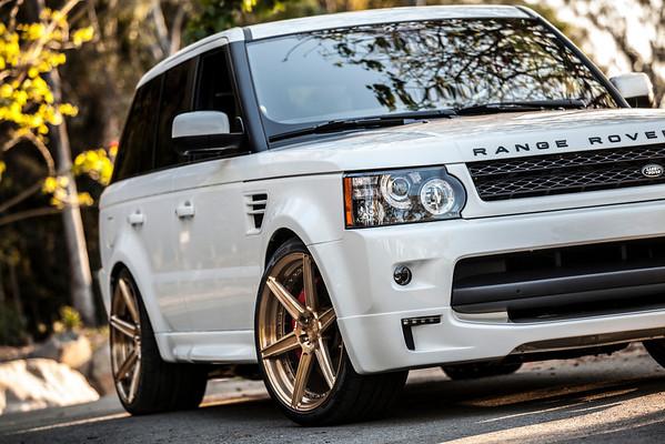 Range Rover Sport   ADV.1 Wheels