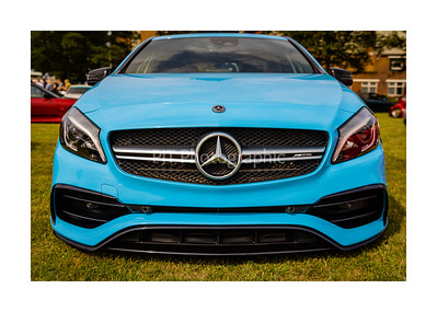 Mercedes A45AMG Front