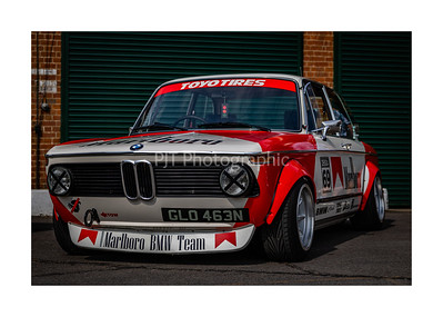 BMW 2002 Front Three Quarter