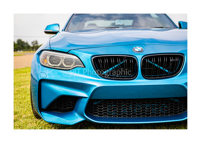 BMW M2 Competition Nose Detail