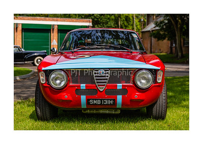 Alfa Romeo Guilia Sprint GTa