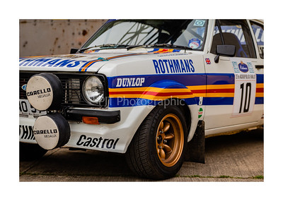Ford Escort Mk2 RS1800 Rally Car in Rothmans livery