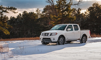 The Bro Forks 2: 2016 Nissan Frontier Pro-4X