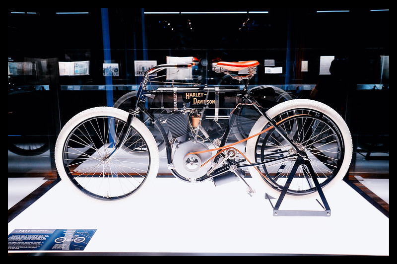 1903 Harley Davidson Serial Number One