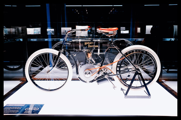 1903 Harley Davidson Serial Number One