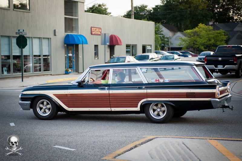 Love the old Woody Wagon